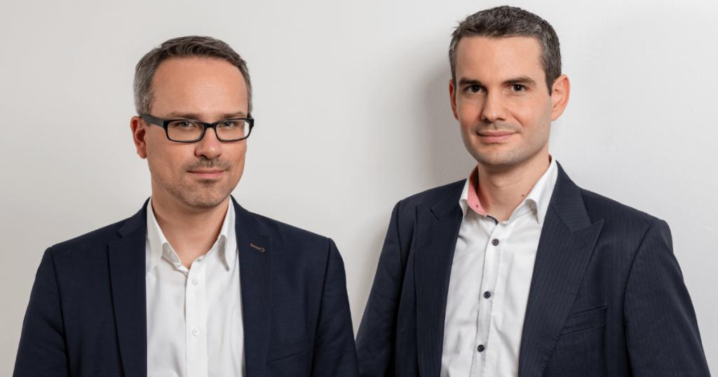 Henning Schürig & Martin Fresow (Be digital GmbH, Stuttgart, Berater)