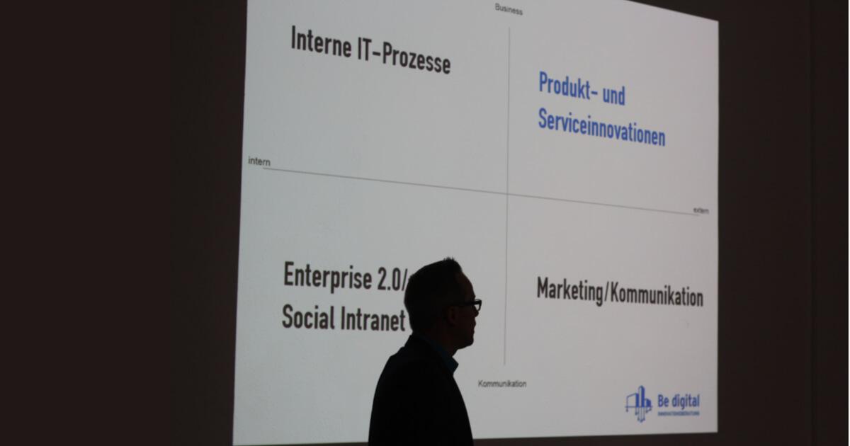 Digitalberatung Stuttgart: Be digital