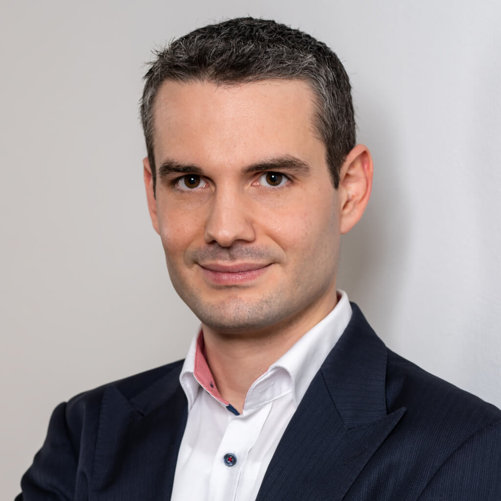 Martin Fresow (2018), Senior Consultant