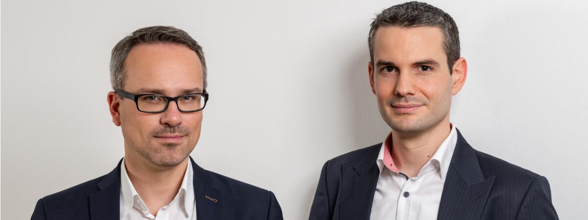 Henning Schürig & Martin Fresow (Be digital GmbH, Stuttgart)
