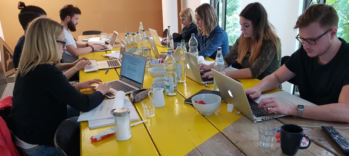 SEO-Seminar Stuttgart: Text-Übung