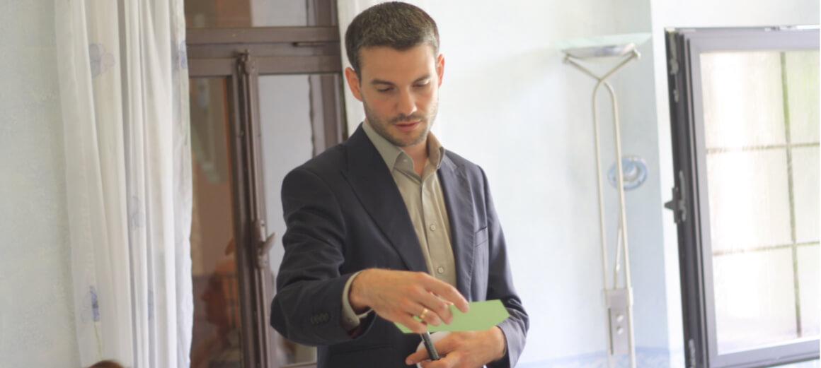 Social-Media-Stategie-Workshop für KMU (Martin Fresow)